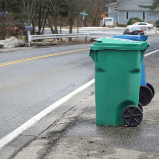 Residential Garbage Services